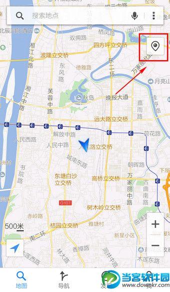 騰訊地圖如何看街景?|騰訊地圖使用街景功能圖