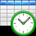 桌面课程表 v1.2绿色版  - 一款用于在桌面上显示课程表的软件